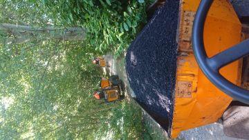 1,5 ton hoogkieper draaibak (Hi-swivel)