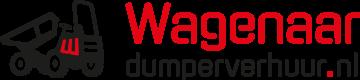 Logo Wagenaar Dumperverhuur Zwaagdijk